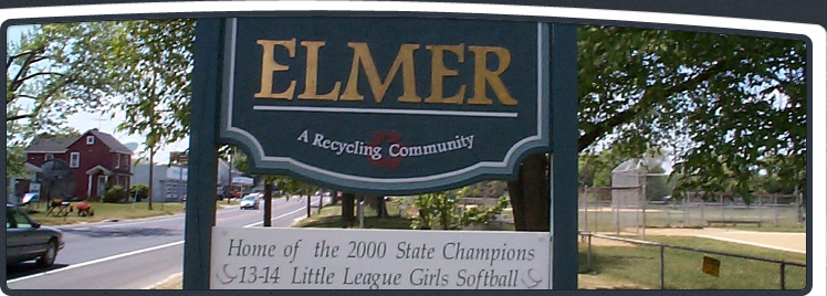 Elmer, New Jersey - Home Pageelmer borough